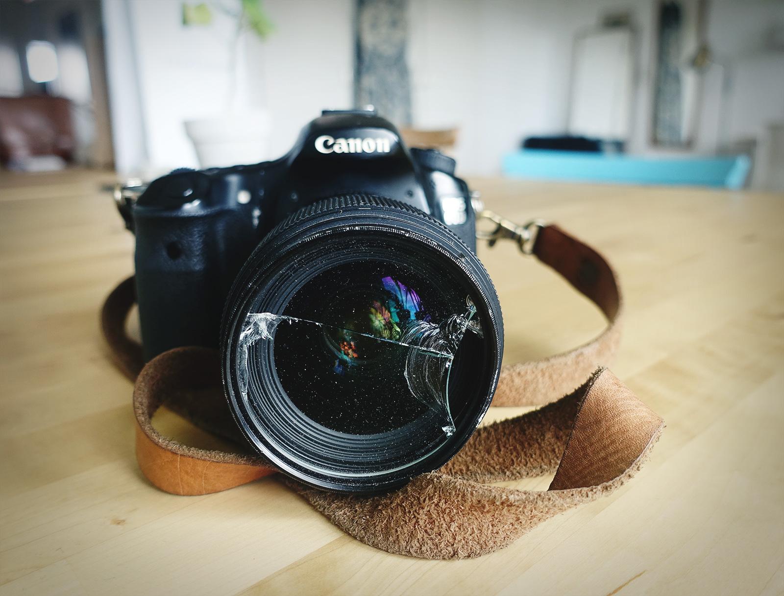 trasig-kamera